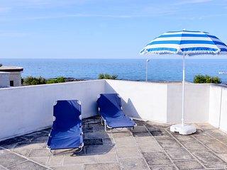 Flat D'Amare view sea. Puglia - Salento - Ostuni