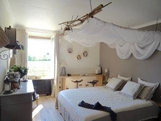ABACARD HOME la chambre BEDARRIDES