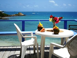 Tea Beachfront Cottage, Virgin Gorda