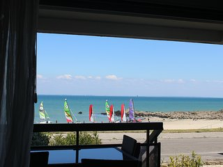 Appartement magnifique vue mer  wifi et 4 velos gratuits