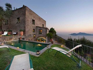 Sorrento Peninsula Villa with Spectacular Views  - Villa Dina - 9