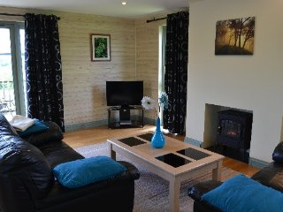 Higher Shorston Lakes & Lodges - Bluebell Lodge near Bude