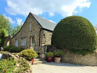 Jackdaw: A beautifully presented 2bed converted cottage in a quiet idyllic set