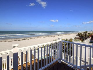 JUNE/JULY $PECIALS - LUXURY OCEANFRONT HOME -  PATIO FACING OCEAN 4BR/3BA- #4209