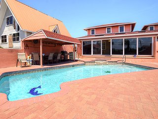 JUNE/JULY $PECIALS - LUXURY OCEANFRONT HOME W/ PRIVATE POOL- 5BR/4BA- #4289