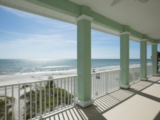 Brand New Construction - Direct Beach Front - Pool Home -  6 Bedrooms - 4.5 Bath