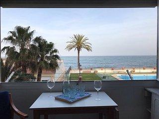 Apartamento en primera linea de la playa