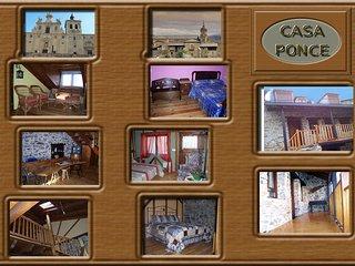 Si estas pensando en visitar el bierzo, casa rural Ponce esta pensando en ti.