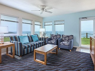 Whale Watch From Your  Living Room at WorldMark by Wydham Depoe Bay Resort !!