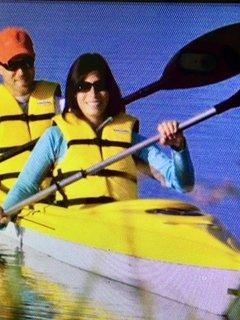 New for 2017, tandem sit inside kayak.