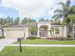 Lovely 4 bedroom 3 bath Highlands Reserve home 7 miles to Disney from $173nt