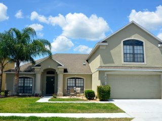 Inviting 5Bed 3Bath home with private pool/spa & game room from $188/night