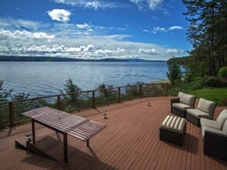 Olympic National Park, Hood Canal, & Waterfront Brinnon House