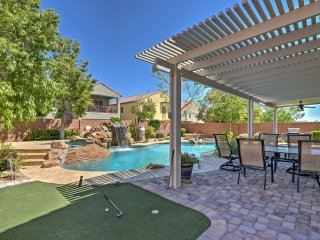 NEW! Luxurious 3BR Las Vegas Home w/Backyard Pool!