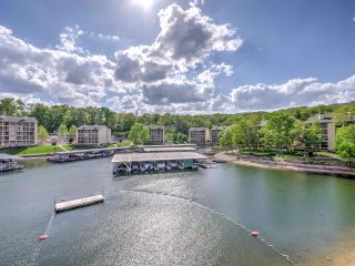 Lakefront Ozark Condo w/ Balcony & Pool Access!