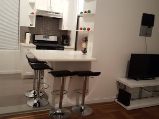 New - Modern 1 Bedroom Apartment Steps to Subway, 10 Min to Manhattan!