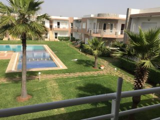 Appartement à sidi rahal vue  piscine