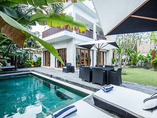 Designer 4 Bedrooms Villa in Seminyak, Near Oberoi