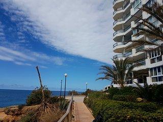 Sea front apartment for fabulous holidays !!!, Santa Ponsa