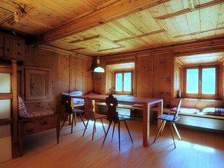 Ferienhaus Chasa 49 - 4 Jh Engadiner Geschichte mit modernem Komfort
