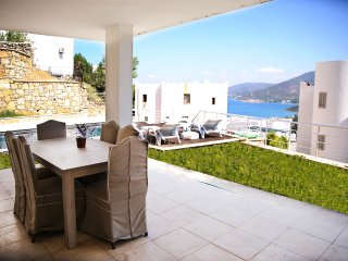 Bodrum Torba Sea View Villa With Private Swimming Pool # 762