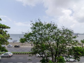 Sea view room on marine drive