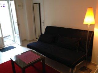 joli studio 20 m2 à 5mn de Paris