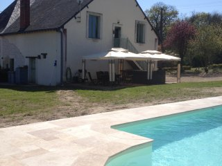 La Croix de Noel Self-Catering Holiday Apartment, Mouliherne