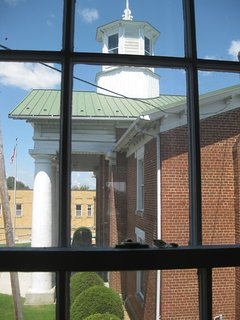 Do your genealogy research at the historic Carroll County Courthouse in downtown Hillsville.