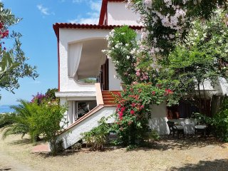 Appartamento panoramico in villa a 3 km dalle terme