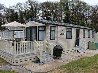 Luxary 3 Bedroom Caravan - Set in the 5 star rated Shorefield Country Park