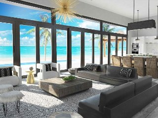 'Evolution' - 7 Oceanfront Bedrooms - A Luxury Cayman Villas Property