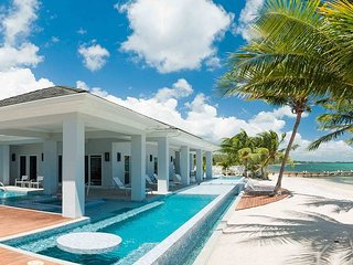 WINTER SPECIAL - 6BR Oceanfront - Point of View by Luxury Cayman Villas