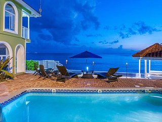 Luxury Beachfront Home on 7 Mile Beach with Pool!  5BR 'Serenity Now'