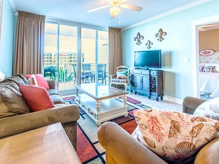 Waterscape 425A-2BR-Nov 22 to 26 $671! Buy3Get1FREE! $1400/MO 4Winter! Wlk2Beach