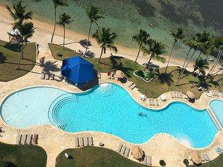 Spectacular Frontline Beach Apartment, Juan Dolio