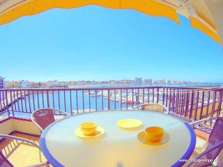 Frente al mar, espectaculares vistas apartamento para 4 personas