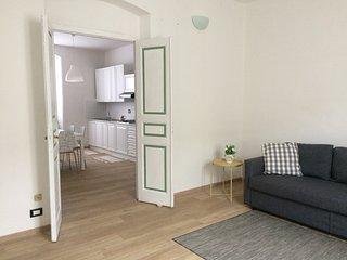 La Spezia Vacanza in accogliente appartamento in centro vicino alla stazione
