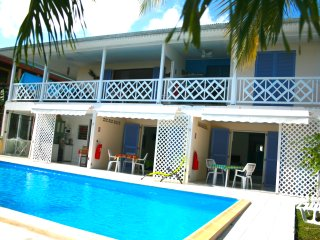VILLA LE LAGON BLEU appartement MABOUYA