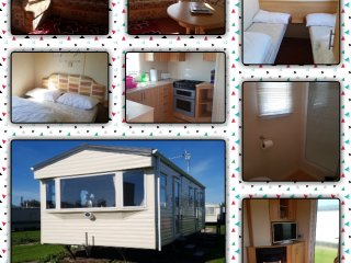 6 Berth Caravan holiday, Happy Days, Chapel st Leonards