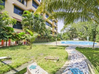Peaceful 2-BR abode, 200 m from Vagator Beach