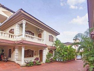 4-bedroom pool villa for friends/family, close to Baga beach, Arpora