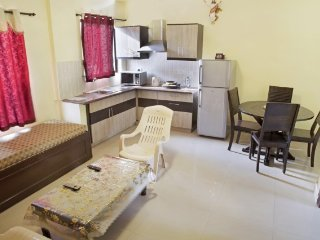 Homely 1 BHK for 3, near Chapora Beach