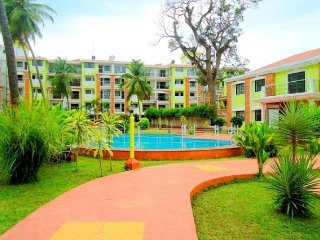 2-BHK apartment for six, near Candolim Beach