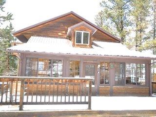 Mountain Oasis - 6 bedroom cabin on Terry Peak!