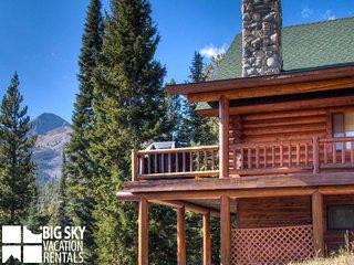 White Otter Cabin | Lodging Big Sky Montana