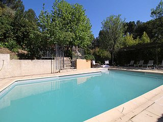 Modern Villa for 6p. with private pool in Allauch near Marseille
