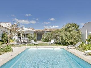 Maison de charme avec joli jardin à l'île de Ré, La Couarde-sur-Mer