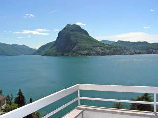 Lugano at your feet