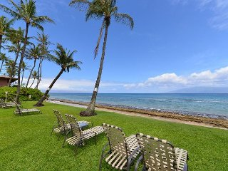 Paki Maui 415 Summer Deal, $99 Garden View, Oceanfront Pool & Hot Tub!